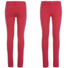 Dámské kalhoty Golddigga- Růžové