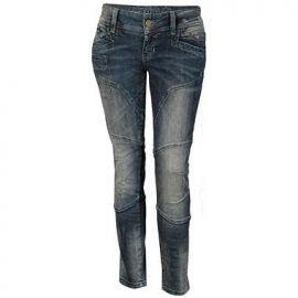 Dámské kalhoty Henleys Biker- Modré
