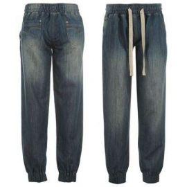 Dámské riflové kalhoty Golddigga- Modré