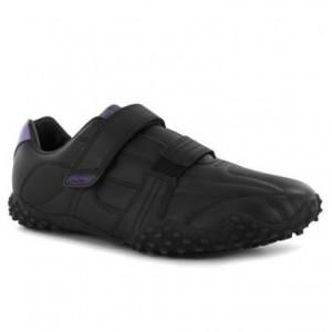 Dámské sportovní boty Lonsdale Fulham - černé suchý zip