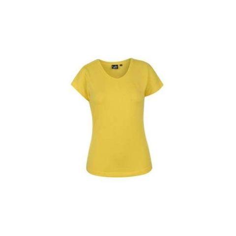 Dámské tričko La Gear - Žluté