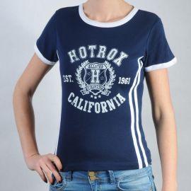 Dámské triko Hotrox modrá