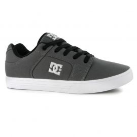 DC Method Skate Shoes Mens Grey