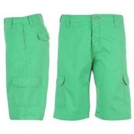Dětské kraťasy Lee Cooper - zelené