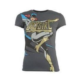 Dětské triko Batgirl - šedá