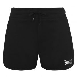 Everlast Logo Shorts Ladies Black