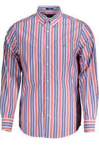 GANT košile s dlouhým rukávem ROSSO