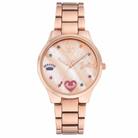 Juicy Couture Watch JC/1016RMRG Rose Gold