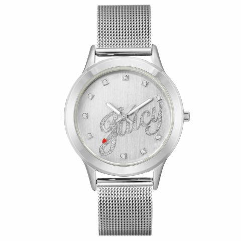 Juicy Couture Watch JC/1033SVSV Silver
