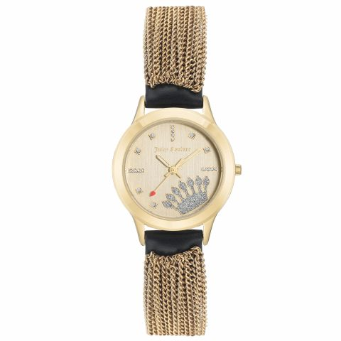 Juicy Couture Watch JC/1070CHBK Gold