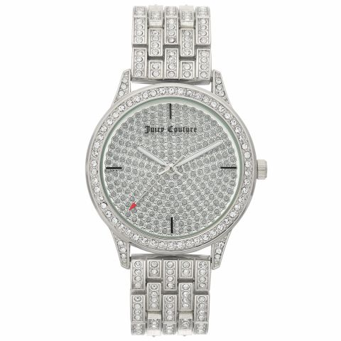 Juicy Couture Watch JC/1138PVSV Silver