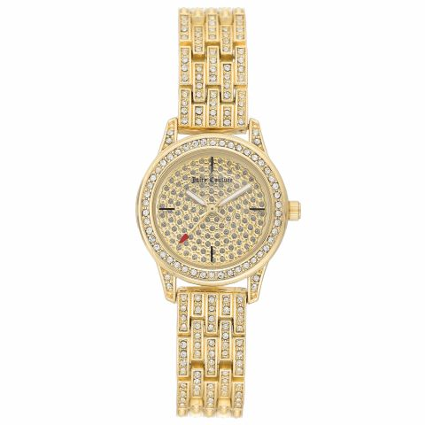 Juicy Couture Watch JC/1144PVGB Gold