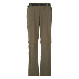 Kalhoty Karrimor Aspen Zip Off Trousers Ladies Khaki