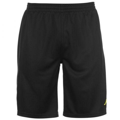 Kappa Premium Bermuda Shorts Mens Black/Neo