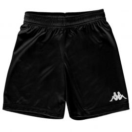 Kappa Verona Shorts Junior Boys Black/White