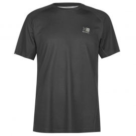 Karrimor Aspen Technical T Shirt Mens Grey