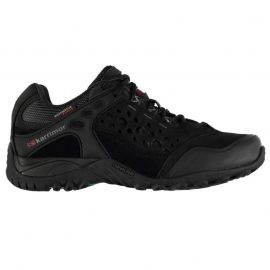 Karrimor Corrie Mens Walking Shoes Black