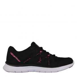 Karrimor Duma Ladies Running Shoes Black/Pink