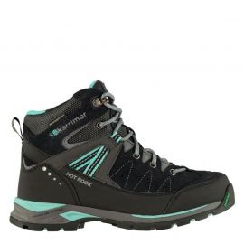 Karrimor Hot Rock Junior Walking Boots Navy/Blue