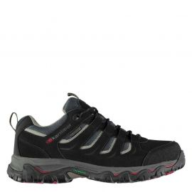 Karrimor Mount Low Mens Walking Shoes Black