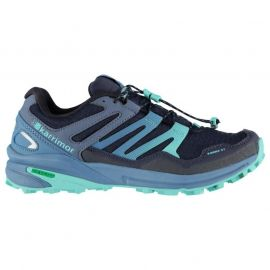 Karrimor Sabre 2 Ladies Trail Running Shoes Navy/Mint