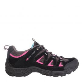 Karrimor Summit Junior Walking Shoes Black/Pink