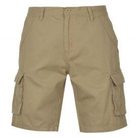 Kraťasy Lee Cooper Cooper Combat Shorts Mens Stone