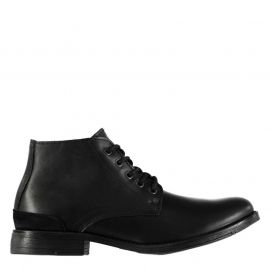 Lee Cooper Boots Junior Boys Black