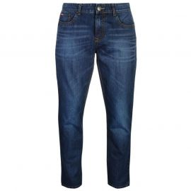 Lee Cooper Slim Jeans Mens Blue