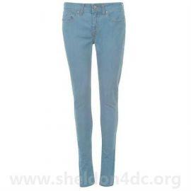 Levis 535 5 Pocket Womens Jeans Blue08