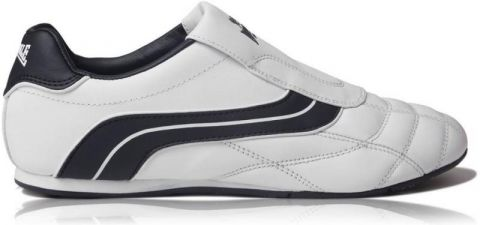 Lonsdale Benn Mens Trainers White/Navy