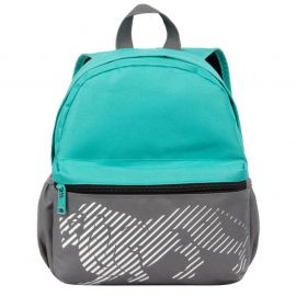 Lonsdale Mini Backpack Charcoal/Teal