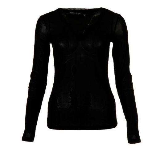 Marc Aurel Aurel T shirt Lds43 Black 60000