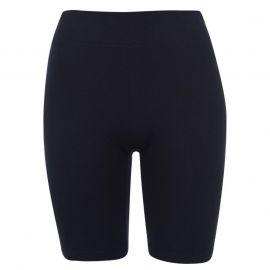 Miso High Waisted Cycling Shorts Ladies Navy