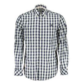 NAPAPIJRI košile s dlouhým rukávem BLU