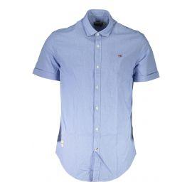 NAPAPIJRI košile s krátkým rukávem AZZURRO