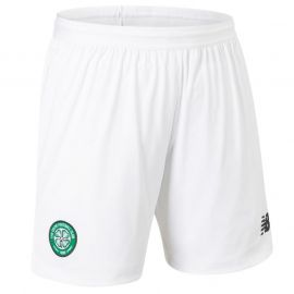 New Balance Celtic Home Shorts 2019 2020 White
