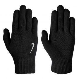 Nike Knitted Gloves Mens Black