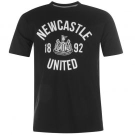 NUFC Crew T Shirt Infants Yellow