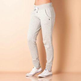 Only Womens Finley Jog Pants Grey Marl