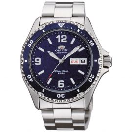 Orient Watch FAA02002D3 Mako II Taucher Silver