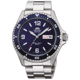 Orient Watch FAA02002D9 Mako II Taucher Silver