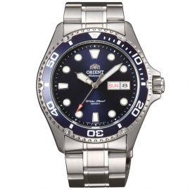 Orient Watch FAA02005D9 Ray II Taucher Silver