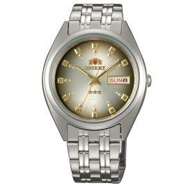 Orient Watch FAB00009P9 Silver