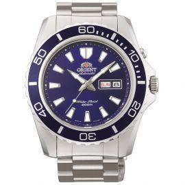 Orient Watch FEM75002D6 Mako Deep Taucher Silver