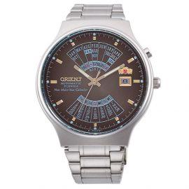 Orient Watch FEU00002TW Silver