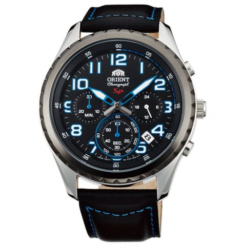 Orient Watch FKV01004B0 Silver