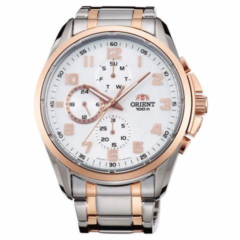 Orient Watch FUY05001W0 Silver