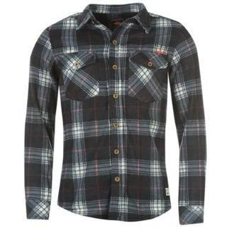 Pánská košile Lee Cooper  Tmavě modrá