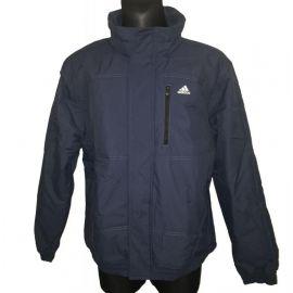Pánská zimní bunda Adidas tmavě modrá